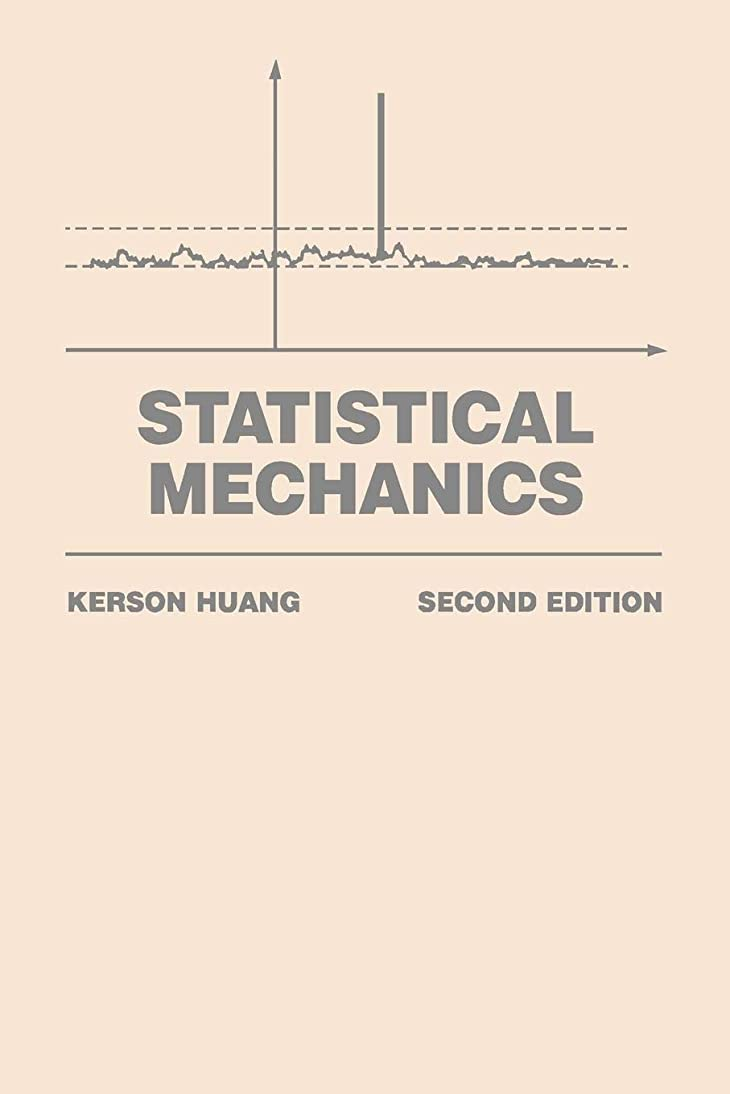 摂氏ボーナス引き金Statistical Mechanics 2E