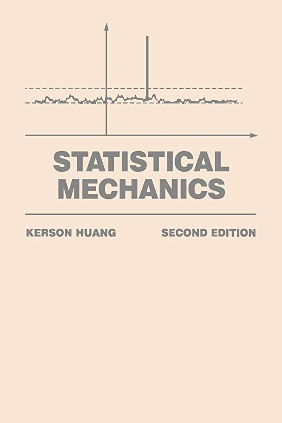 褒賞消化器以上Statistical Mechanics 2E