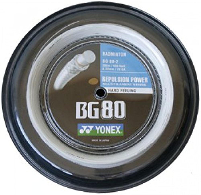 BG-80 Yonex 200 m Rolle Badminton Schläger Saite schwarz Wow - All-In-One-Outlet-24 - B07BVMSKF1  Elegante und robuste Verpackung