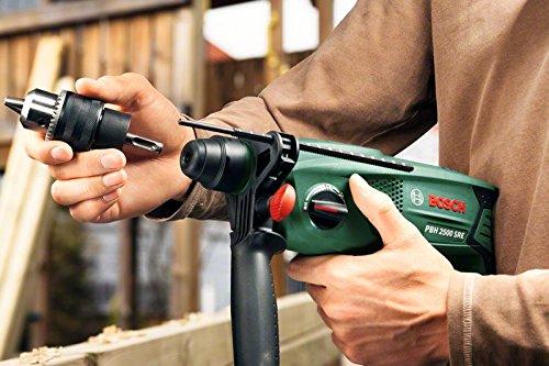 Bild 1: Bosch PBH 2500 SRE