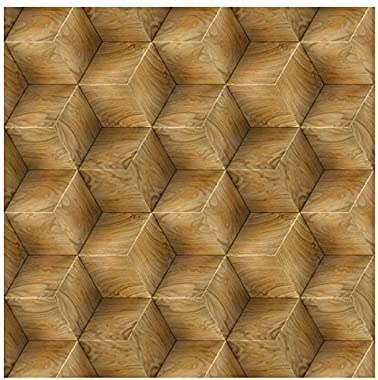 Printelligent Wallpaper Self Sticking Matte Finish Water Proof- Stong Addhesive - 10 Sq Ft