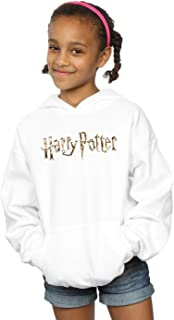 Harry Potter Niñas Full Colour Logo Capucha