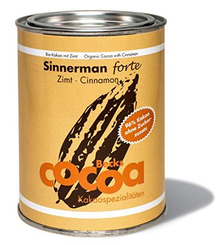 Becks Cocoa Trinkschokolade Sinnermann