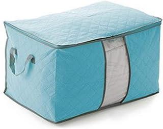 HehiFRlark Placard Pliant de Sac de Rangement portatif de vêtements pour la literie de Couette d'oreiller