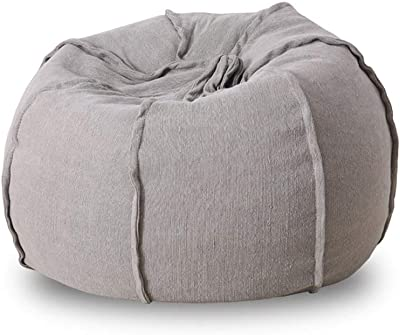 Amazon.com: Majestic Home Goods Faux Suede cubeta, Pequeño ...