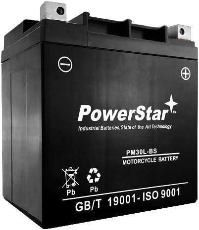 PowerStar Battery for Polaris ATV 700 cc Some reservation Sale item Sportsman Mi 2005-2002
