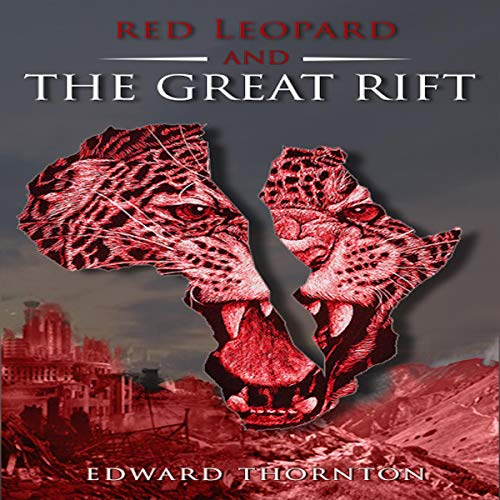 Red Leopard and the Great Rift audiobook cover art