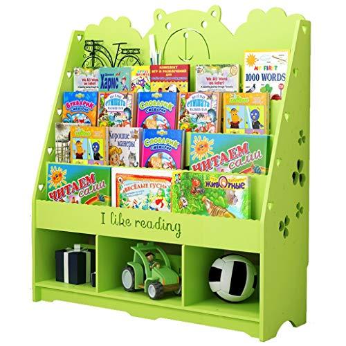 estanterias caseras para niños
