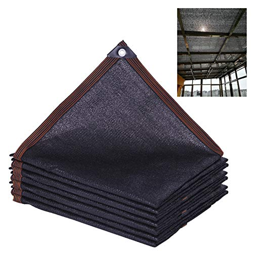 LKLXJ Sun Tarps For Patios, Outdoor Shade, Super Durable, For Patio Yard Pergola, With Grommets, Tear Proof, Reinforced Corners, Waterproof Shade Sail, Easy To Install