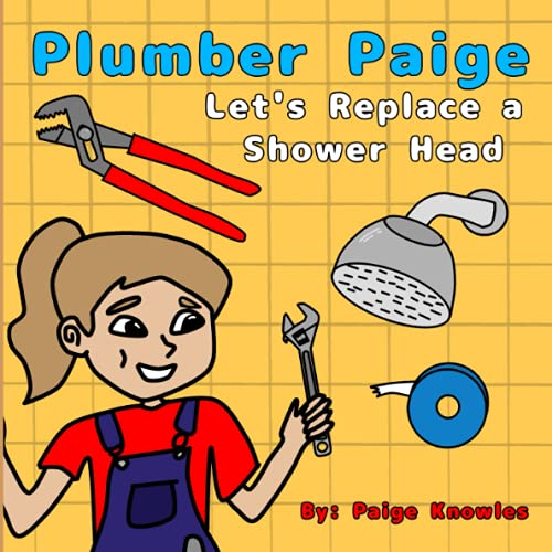 Plumber Paige - Let's Replace a Shower Head