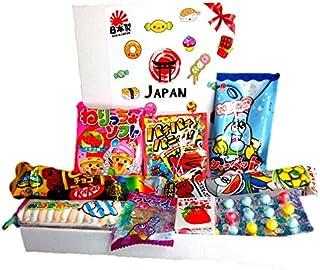 JAPANISCHE GESCHENKBOX Snacks Süßigkeiten japanische Impor