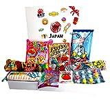 stock en france BOX CADEAU JAPONAISE snacks bonbon japonais import japon box pas cher kit melange confiserie friandises...