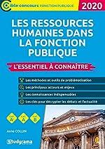 Fonction publique et gestion des ressources humaines d'Anne Collin