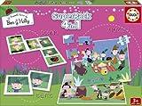 Juegos educativos Educa - Ben y Holly superpack de Juegos (15942)