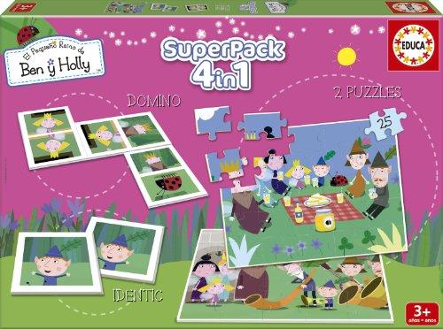 Juegos educativos    Ben y Holly superpack de Juegos (15942)