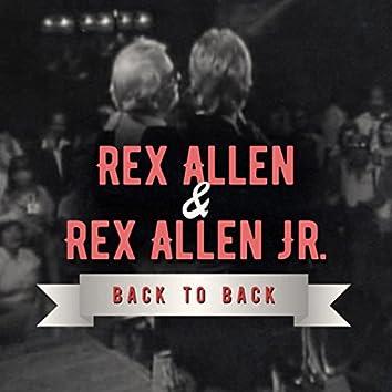 Rex Allen Sr & Rex Allen Jr - Live at Church Street Station
