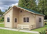 Allwood Ranger Cabin Kit | 259 SQF + 168 SQF Loft