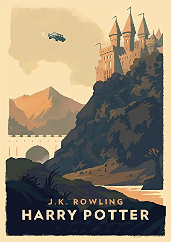 Instabuy Posters Harry Potter Vintage - A3 (42x30 cm) 7