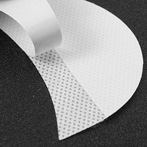 Professionelle 100 Stück Mit Weißer Farbe Weich Fussel Unter Auge Lippe Patch Pad Aufkleber...