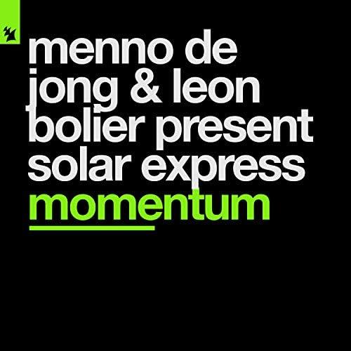 Menno De Jong, Leon Bolier & Solar Express