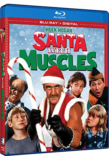 Santa With Muscles [Blu-ray]