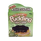 EZN Shaking Pudding Hair Color Korean Beauty - Ash Khaki