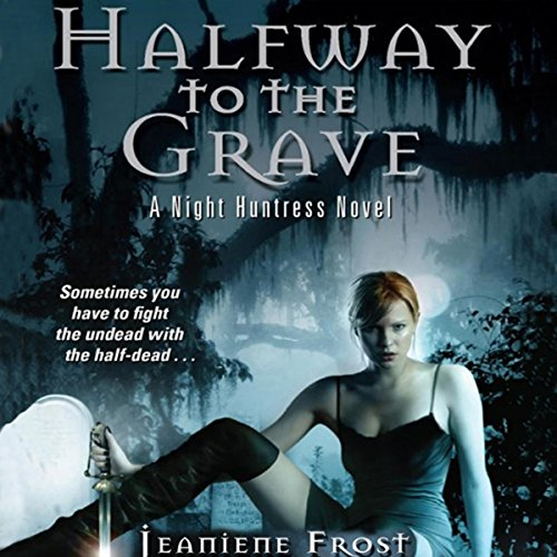 Halfway to the Grave audiobook cover art