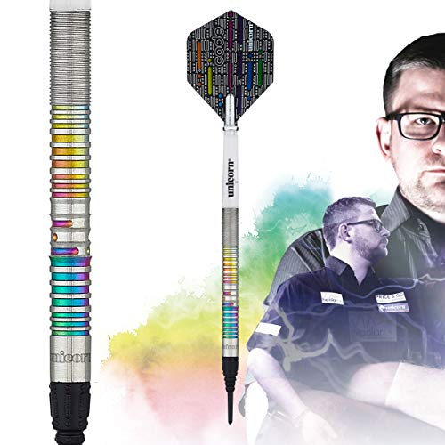 Unicorn James Wade Code Players Soft Dart, 20 Gr