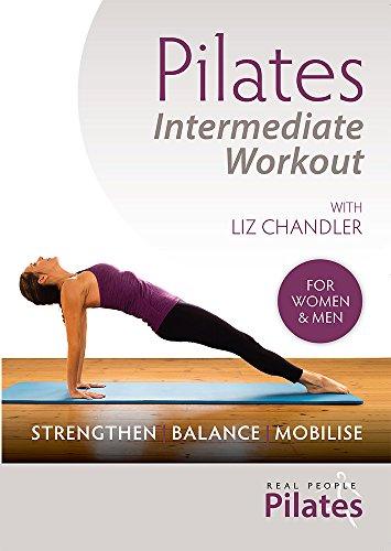 Pilates Intermediate Workout [DVD] [Reino Unido]