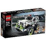 LEGO - Interceptador policial, Multicolor (42047)