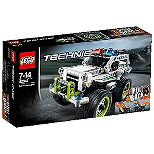 LEGO Technic 42047 - Polizei-Interceptor, Auto-Spielzeug