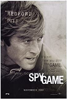 Spy Game POSTER Movie (27 x 40 Inches - 69cm x 102cm) (2001) (Style B)