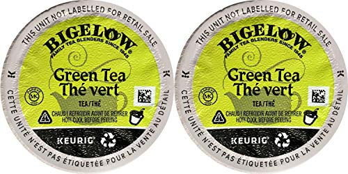 Bigelow Green Tea Keurig Single-Serve K-Cup Pods, 24...