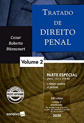 Tratado de Direito Penal - Vol. 2 - Parte especial - 20ª edição de 2020
