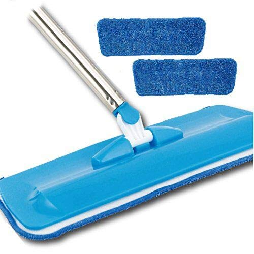 360 Degrees New Model Microfiber Flat Mop