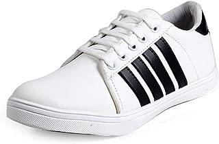 Onbeat Men White Sneakers