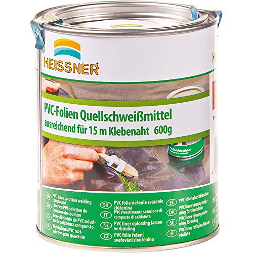Heissner PVC-Teichfolienkleber 600g