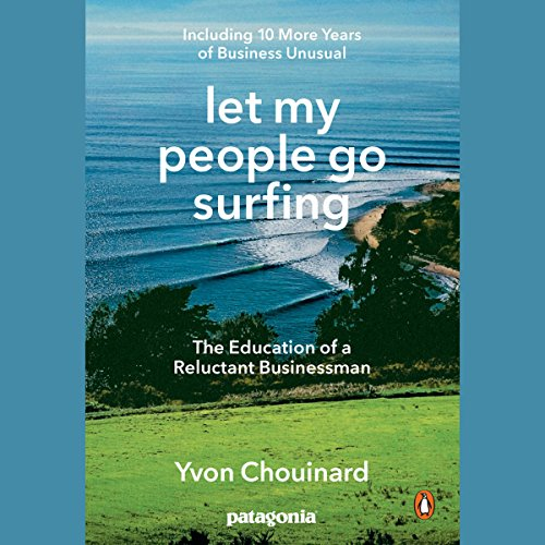 Couverture de Let My People Go Surfing