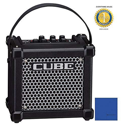 Roland M-CUBE-GX Micro Cube GX 3W 1x5' Guitar Combo Amp 8