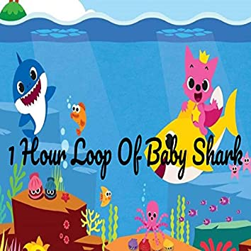 1 Hour Loop Of Baby Shark