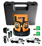 DeTeWe Outdoor 8000 Duo Case, LCD, 0.5 W, Power - Walkie-Talkie
