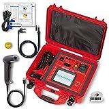 Benning ST 755 Set Gerätetester zur Prüfung elektrischer, medizinisch elektrischer Geräte und mobiler PRCDs, 050323