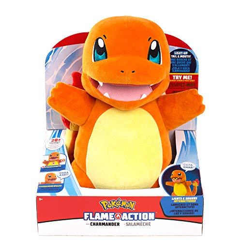 Pokemon Charmander Charm Pokemon Flamme Action 97770, Keine Farbe