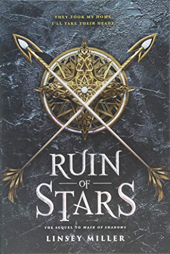 Ruin of Stars (Mask of Shadows, Band 2)