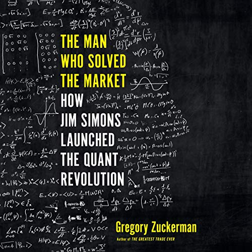 The Man Who Solved the Market  By  cover art
