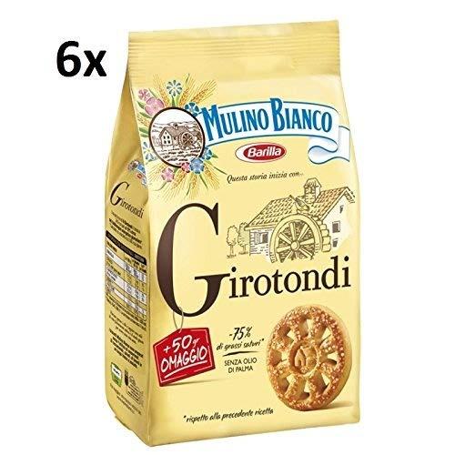 6 biscotti a forma di mulino bianco, 350 g, per biscotti al burro