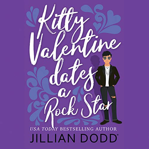 Kitty Valentine Dates a Rockstar cover art