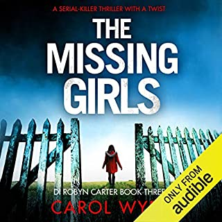 The Missing Girls cover art