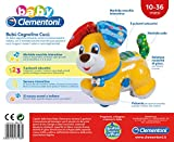 Zoom IMG-1 clementoni 17198 bub cagnolino cuc