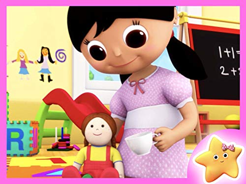 Miss Polly Had A Dolly by Little Baby Bum - Entertaining Songs for Kids